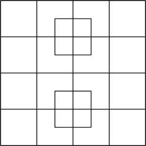 number of squares