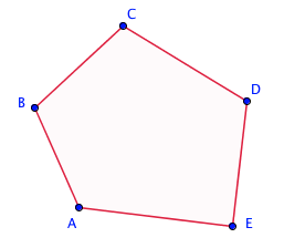 polygon with 5 sides